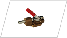 Push/Pull Action Toggle Clamp