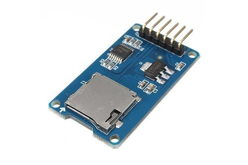Micro SD Card Module for Arduino