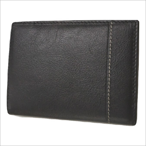 Mens Pure Leather Wallet