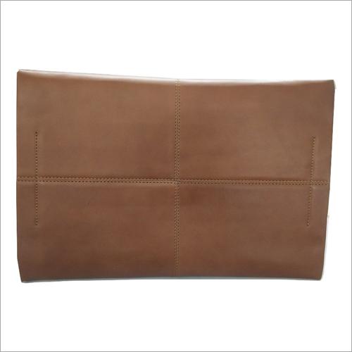 Brown Leather Hand Bag