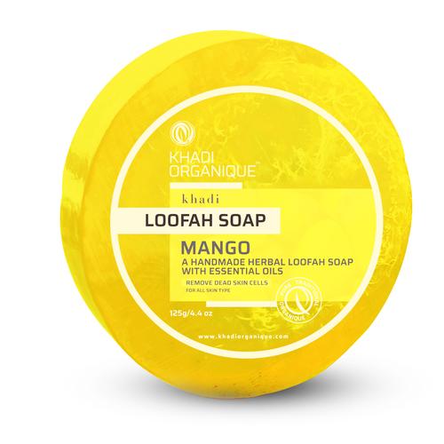 Mango Loofah Soap