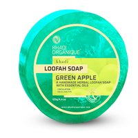 Green Apple Loofah Soap