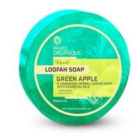 Khadi Green Apple Loofah Soap