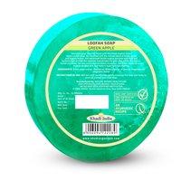 Green Apple Loofah Soap
