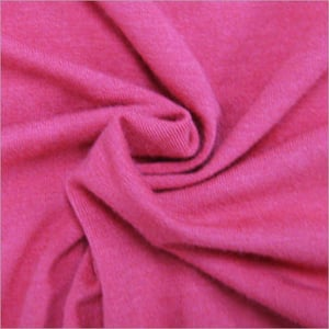Cotton and Polyester Blend Fabric