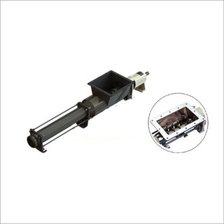Food and Beverages Single Screw Pump