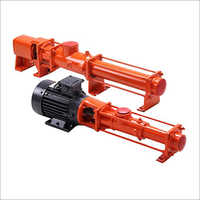 Tirrana Agricultural Single Screw Pump