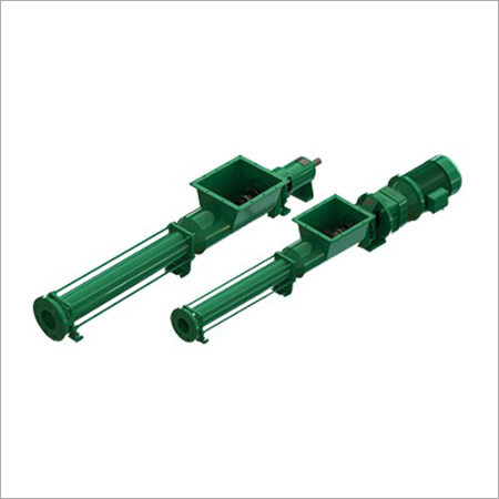 Wide Throat Single Screw Pump