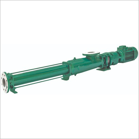 Standard Single Screw Pumps