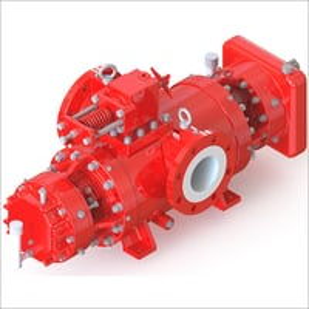 Horizontal External Bearing Twin Screw Pumps