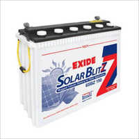 Solar Blitz Exide Battery