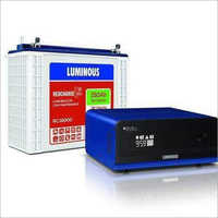 Redcharge Luminous Tall Tubular Batteries