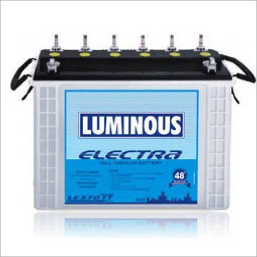 Electra Luminous Batteries