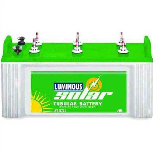 Luminous Solar Tubular Battery