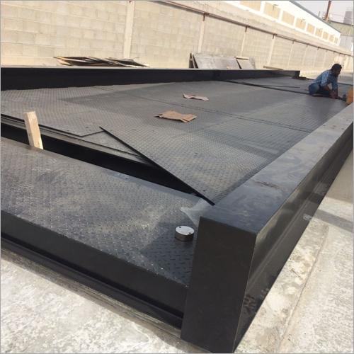 Industrial Weighbridge Platform