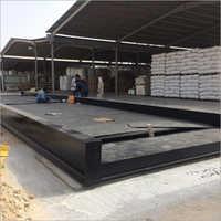 Truck Weighbridge Platform