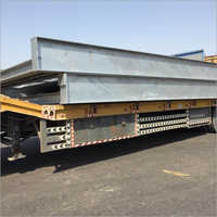 Electronic Weighbridge Truck Scale Platform