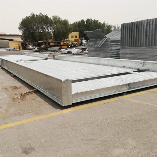 Electronic Weighbridge Platform