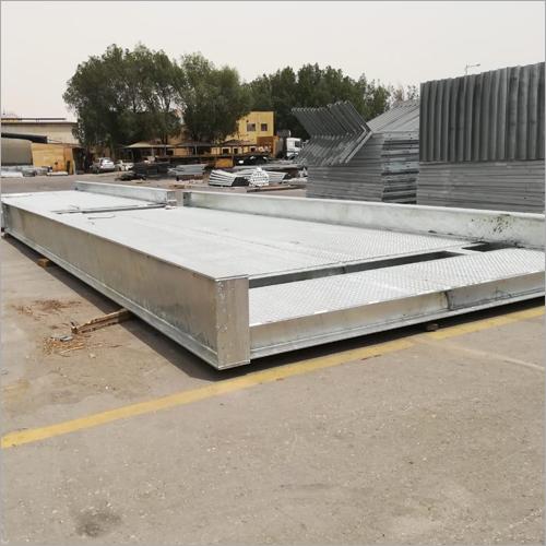 Electronic Weighbridge Platform