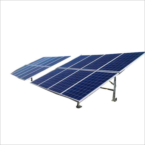 Industrial Solar Rooftop Power Plant