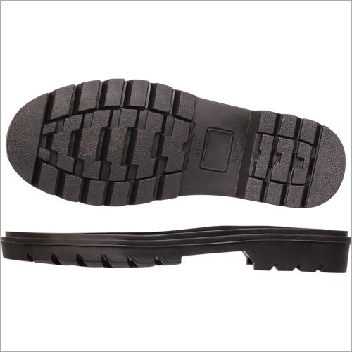 Industry Shoes PVC Sole