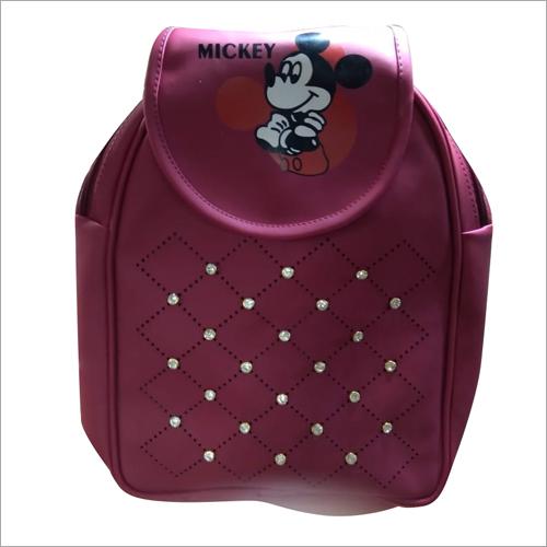 Ladies College Backpack Bag