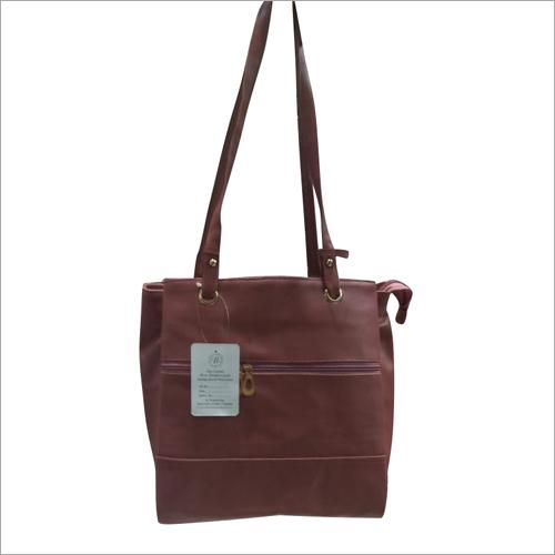 Ladies Leather Fancy Bag