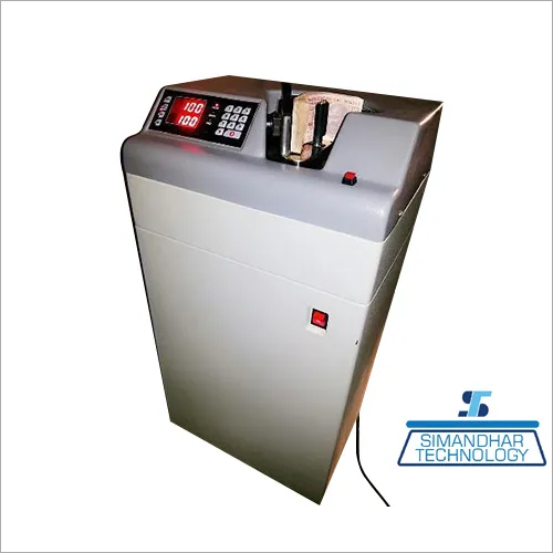 Floor Type Bundle Note Counting Machine