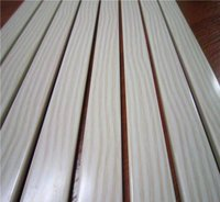 Wood Grain Color PVC Edge Banding for Furniture