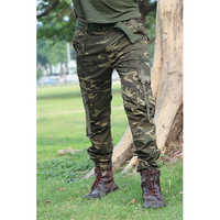 Six Pocket Cargo Army Joggers