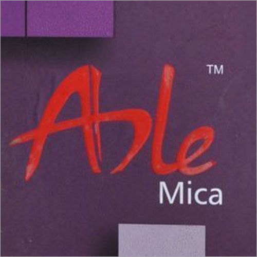 Ablemica laminate Sheet