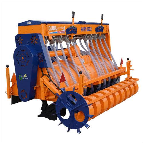 Happy Seeder Machine