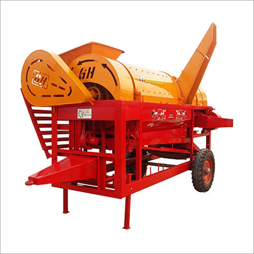 Axial Flow Thresher Machine