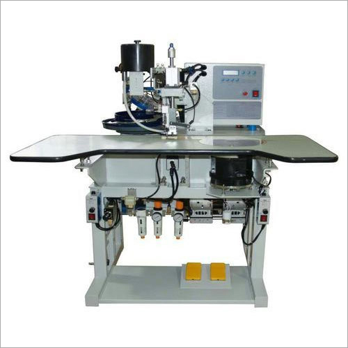 Pearl Fixing Machine