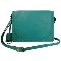Leather Sling Crossbody Bag