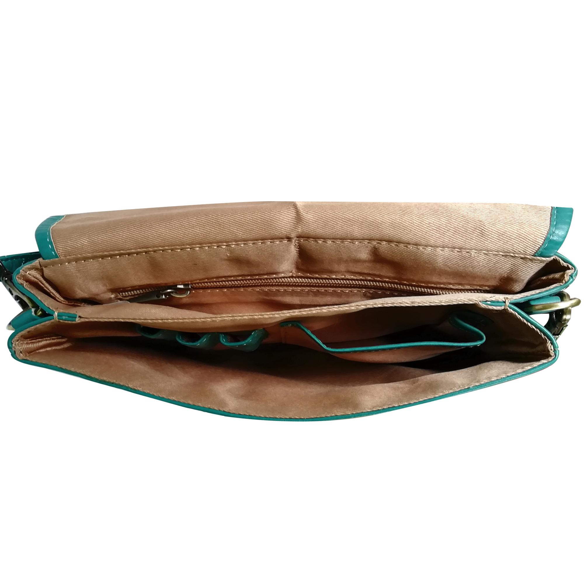 New Leather Sling Crossbody Bag