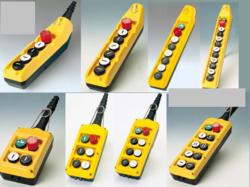 Push Button Pendent Station for EOT Crane