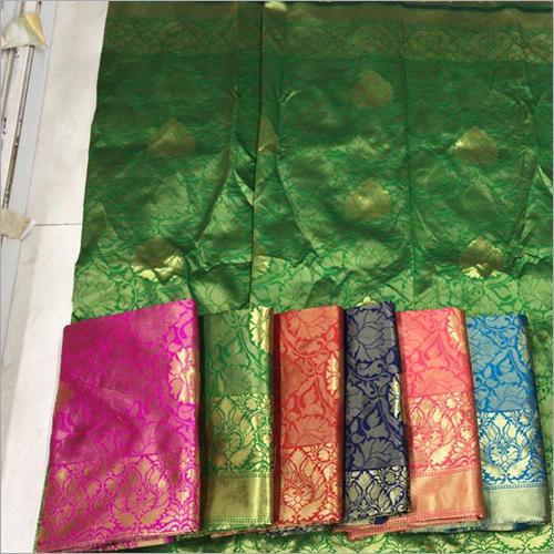 Ladies Top Dyed Saree
