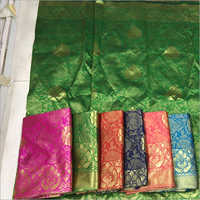Ladies Top Dyed Saree