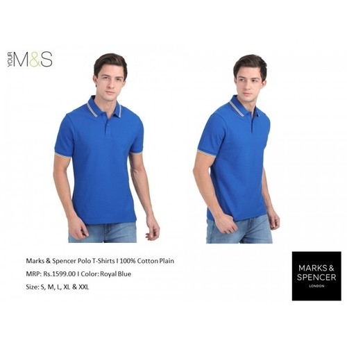 MARKS & SPENCER POLO T-SHIRT