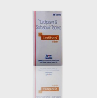 Ledihep Ledipasvir90mg and Sofosbuvir400mg