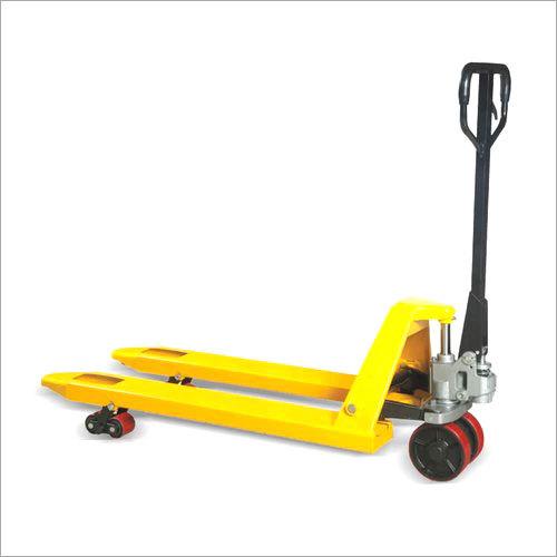 Handheld Hydraulic Trolley