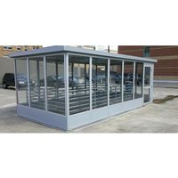 Mild Steel Prefabricated Shelter