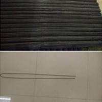 Straightened Cut Annealed Iron
