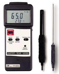 Humidity meter Lutron HT-3006A