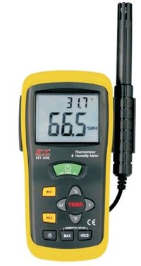 HTC Humidity - Temp meter HD 306