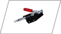 Side handle toggle clamp