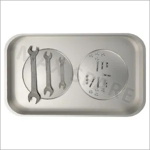 TOOLS MAGNATIC TRAY