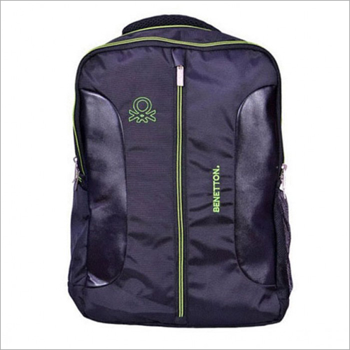 Benetton Laptop Back Pack Bag
