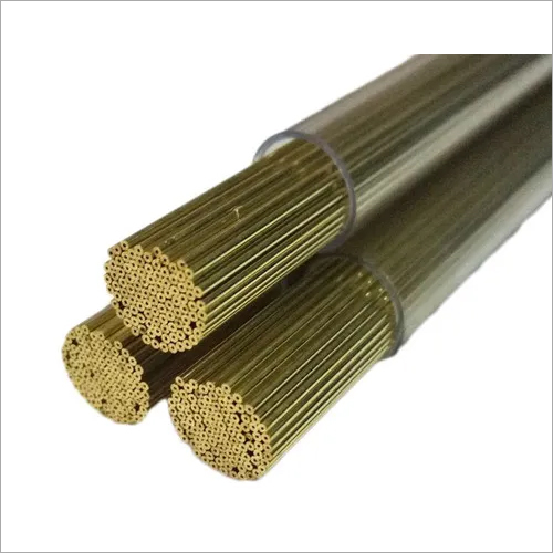 Brass Electrode Tube single hole